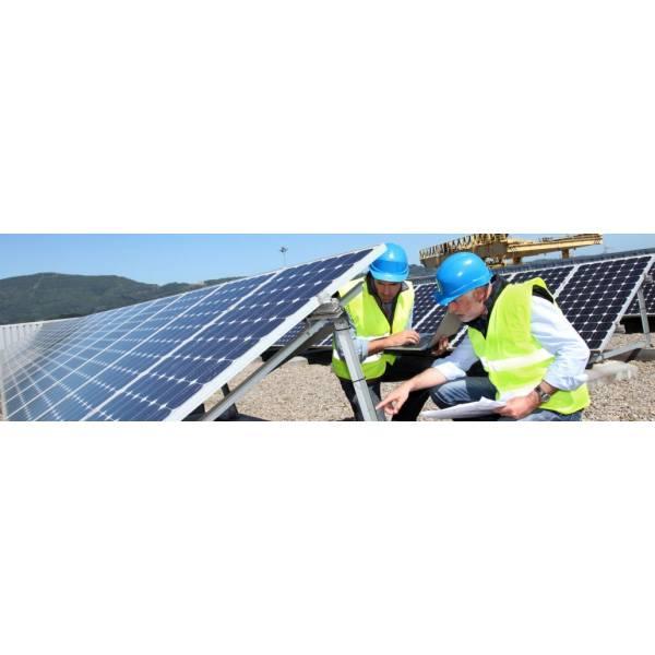 Curso de Energia Solar Onde Obter na Vila Rosa - Curso sobre Energia Solar