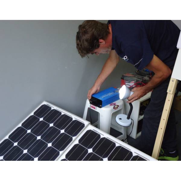 Curso de Energia Solar Preço no Jardim Itapoan - Curso de Energia Solar em Santo André