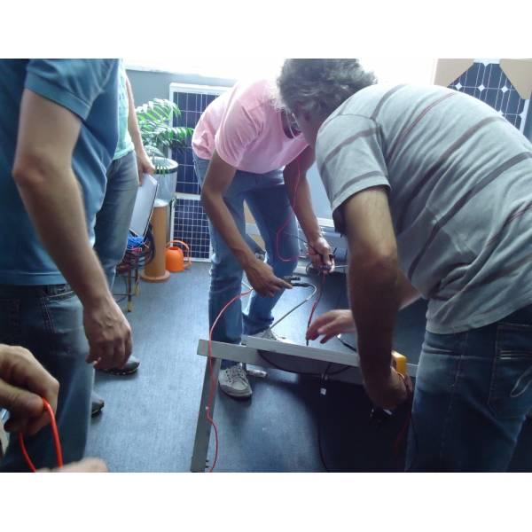 Curso de Energia Solar Valor Baixo no Jardim Fortaleza - Curso de Instalação de Energia Solar
