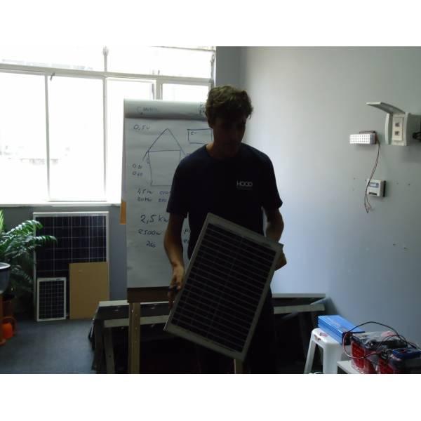 Cursos de Energia Solar Melhor Valor no Jardim Amaro - Curso de Energia Solar no ABC