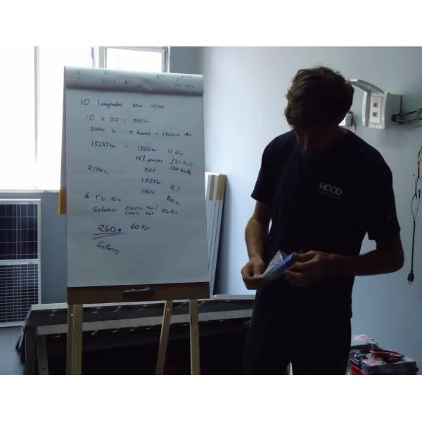 Cursos de Energia Solar Onde Achar em Santa Albertina - Curso para Energia Solar