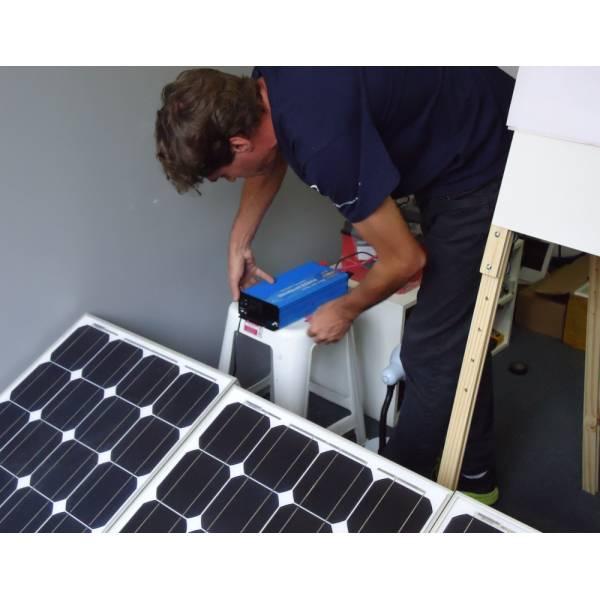 Cursos de Energia Solar Preços Acessíveis no Jardim Verônia - Curso de Energia Solar em Santo André
