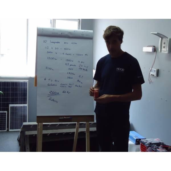 Cursos de Energia Solar Valores Acessíveis em Nhandeara - Curso de Energia Solar em Barueri