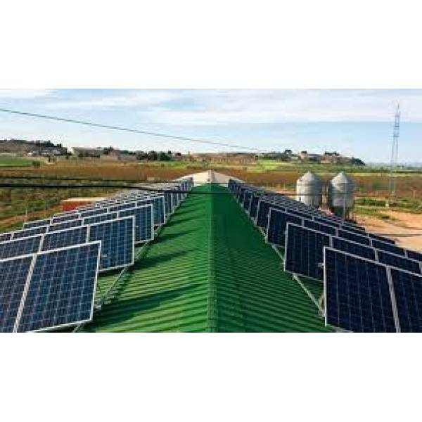 Custo de Instalação Energia Solar no Jardim Escócia - Instalação de Energia Solar Residencial