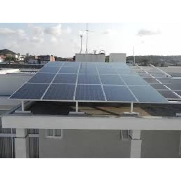 Custo Instalação Energia Solar Barato no Jardim Julieta - Custo Instalação Energia Solar Residencial