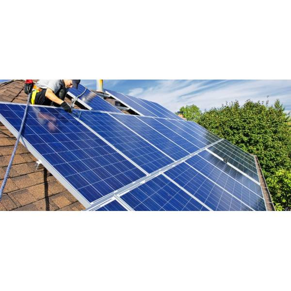Custo Instalação Energia Solar Melhores Preços em Vargem Grande Paulista - Custo Instalação Energia Solar