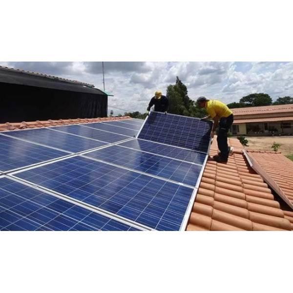 Custo Instalação Energia Solar Onde Achar no Jardim Penha - Instalação de Aquecedor Solar