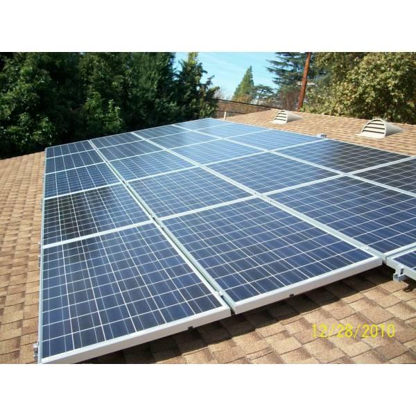 Custo Instalação Energia Solar Preço Acessível na Vila Argentina - Instalação Aquecedor Solar