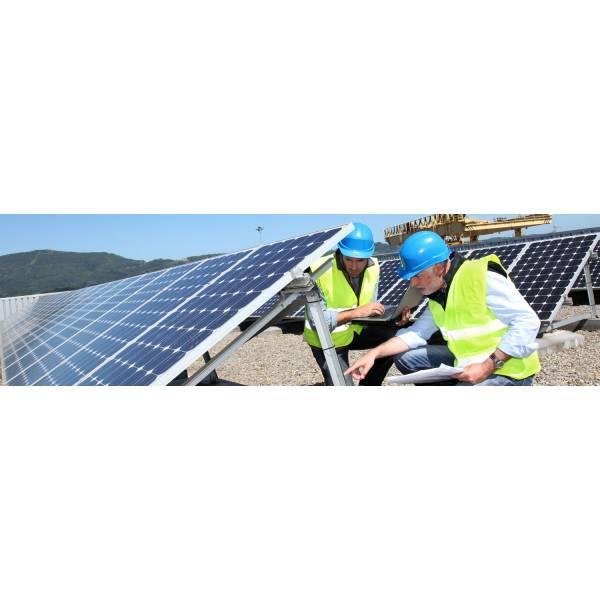 Custo Instalação Energia Solar Preço na Chácara Schunck - Instalação Energia Solar