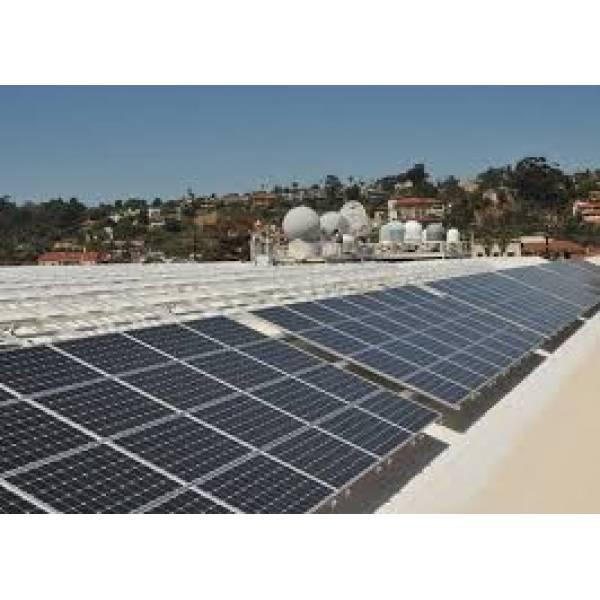 Energia Solar Acessível na Vila Santa Terezinha - Instalação de Energia