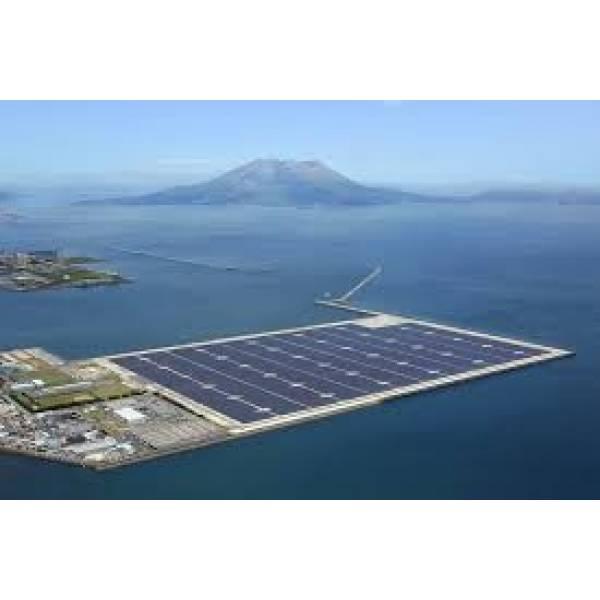 Energia Solar Alternativa na Cidade Luz - Energia Solar Instalação