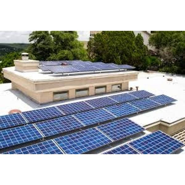 Energia Solar Base na Vila Elias Nigri - Energia Solar Custo Instalação