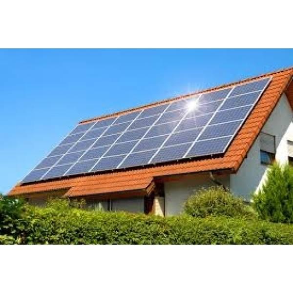 Energia Solar Estetica no Sítio do Piqueri - Instalação de Energia