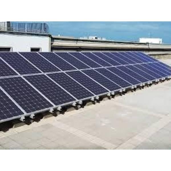 Energia Solar Indústria na Vila Antonina - Energia Solar Custo Instalação