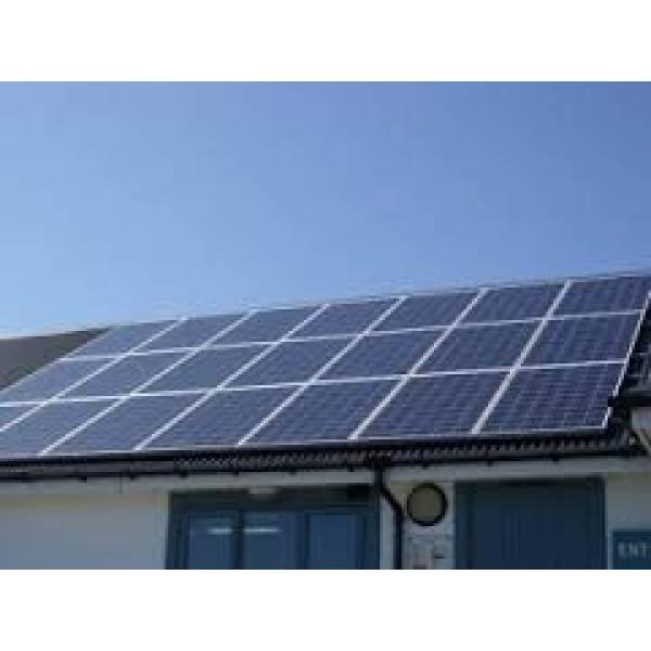 Energia Solar Instalação Residencial Melhor Preço na Cidade São Francisco - Energia Solar Instalação