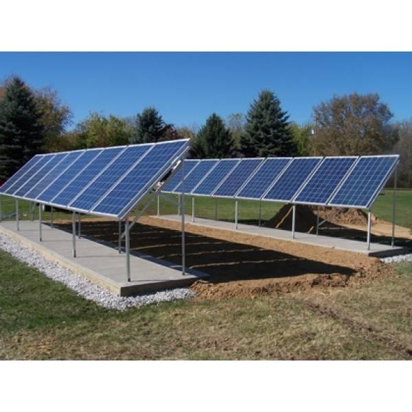 Energia Solar Instalação Residencial Melhores Valores em Glicério - Instalação Painel Solar