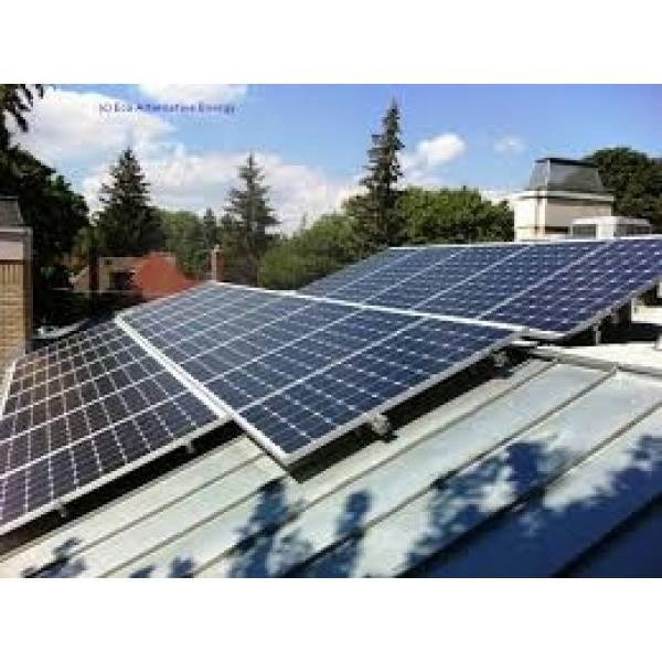 Energia Solar Instalação Residencial Melhores Valores na Chácara Lagoinha - Energia Solar Instalação
