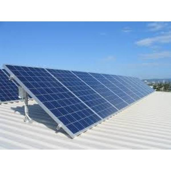 Energia Solar Menor Valor no Parque Nações Unidas - Instalação de Painéis Solares Fotovoltaicos