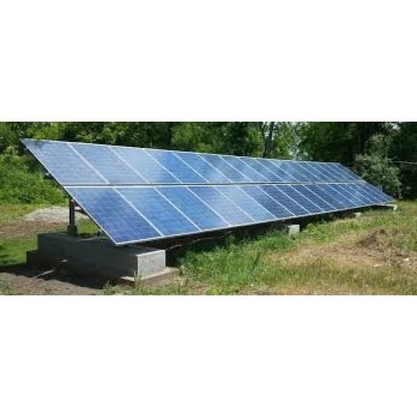 Energia Solar no Jardim Anália Franco - Instalação de Energia