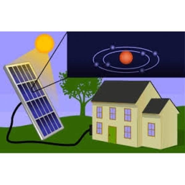 Energia Solar para Economia na Vila Sirene - Instalação de Painéis Solares Fotovoltaicos