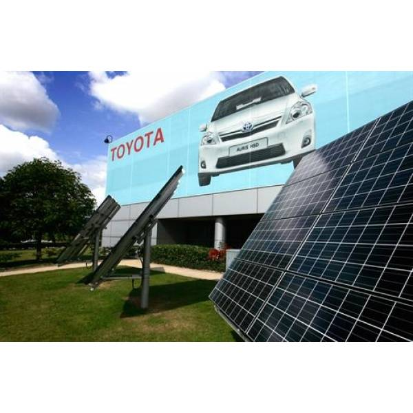 Energia Solar para Outdoor em Santana de Parnaíba - Instalação de Painéis Fotovoltaicos