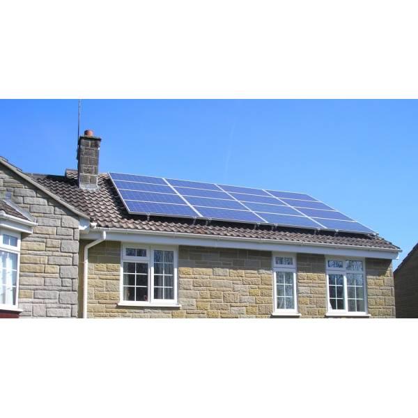 Energia Solar para Residências em Mongaguá - Energia Solar Instalação Residencial