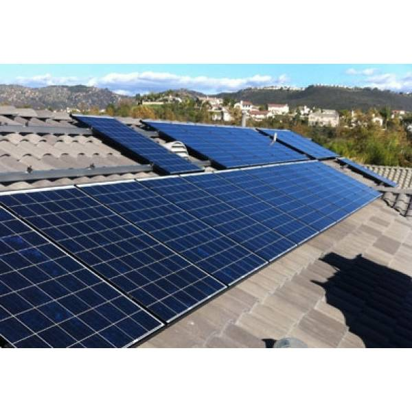 Energia Solar Processo na Vila Marilena - Instalação Painel Solar
