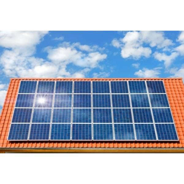 Instalação Energia Solar Menor Preço no Jardim do Castelo - Energia Solar Custo de Instalação