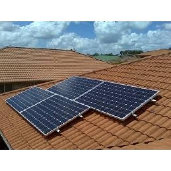 Solar Instalação Mono na Vila Carlos de Campos - Instalação de Energia Solar em SP