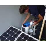 Curso de energia solar preço na Chácara São João