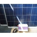 Curso online de energia solar preços em Indiana
