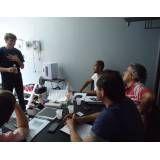 Cursos acessíveis de energia solar na Vila Fanton