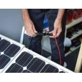 Cursos de energia solar preço acessível no Jardim Aladim