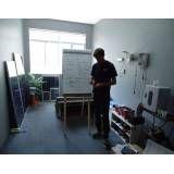 Cursos de energia solar valor acessível em Holambra