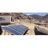 Custo de instalação de energia solar