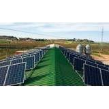 Custo de instalação energia solar no Parque Regina