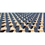 Custo instalação energia solar em Óleo