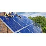 Custo instalação energia solar melhores preços na Cidade Continental