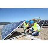 Custo instalação energia solar melhores valores em Cerqueira César