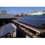 Custo instalação energia solar menores valores em Castilho