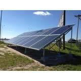 Custo instalação energia solar onde encontrar no Recanto Campo Belo