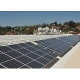 Energia solar acessível na Vila Sartori