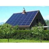 Energia solar barata na Vila Robertina