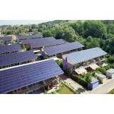 Energia solar com melhor preço na Chácara Santa Maria
