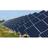 Energia solar de residências no Jardim Amaralina