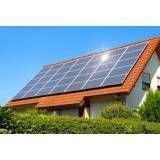 Energia solar estética no Jardim Rincão