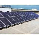 Energia solar indústria na Vila Celeste