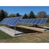 Energia solar instalação residencial melhores valores em Glicério