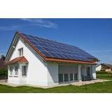 Energia solar instalação residencial preços baixos na Vila Lageado