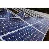 Energia solar instalação residencial valor em Pracinha
